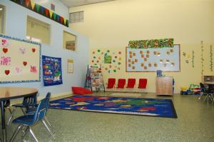Sr.Preschool Room