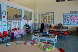 Before & After Kindergarten Room 1